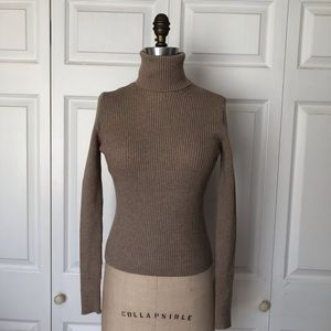 🆕 Classic Zara Ribbed Turtleneck NWT